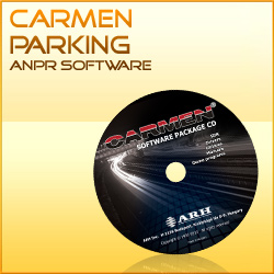 CARMEN Parking Number Plate Recognition Engine